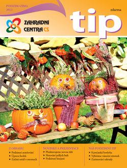 Časopis Tip - PODZIM–ZIMA 2013
