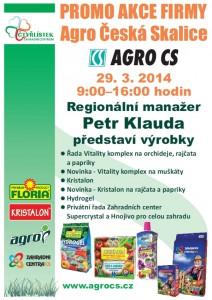 Promo akce Agro Česká Skalice
