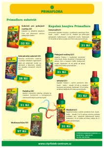 ČTYŘLÍSTKOVÉ AKČNÍ STŘEDY 17. 4. 2013